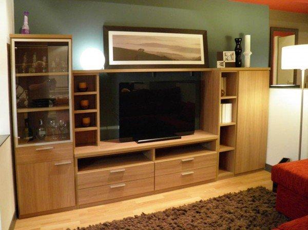 Muebles de madera for Muebles comedor por modulos