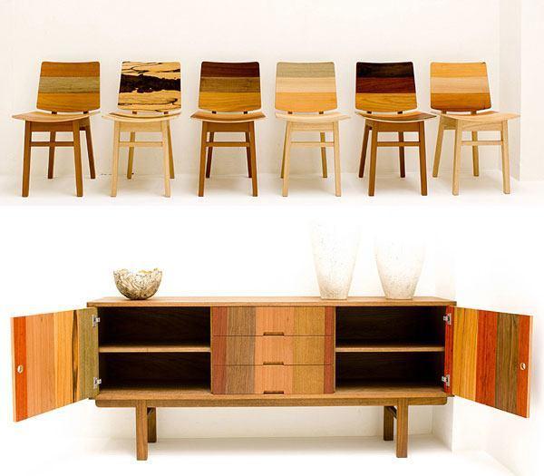Muebles de madera for Actual muebles