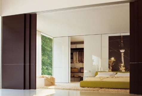 privacy sliding doors for the home