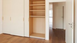 Puertas correderas para ahorrar espacio en la casa