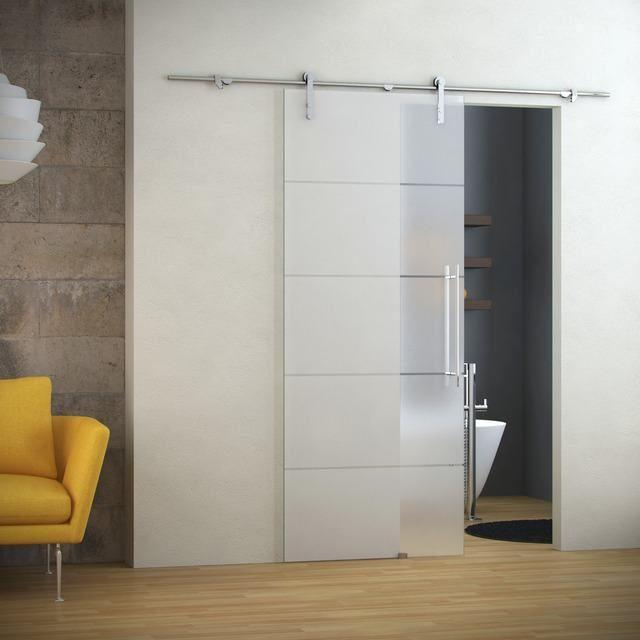 Puertas correderas para ahorrar espacio en la casa for Puertas correderas bricor