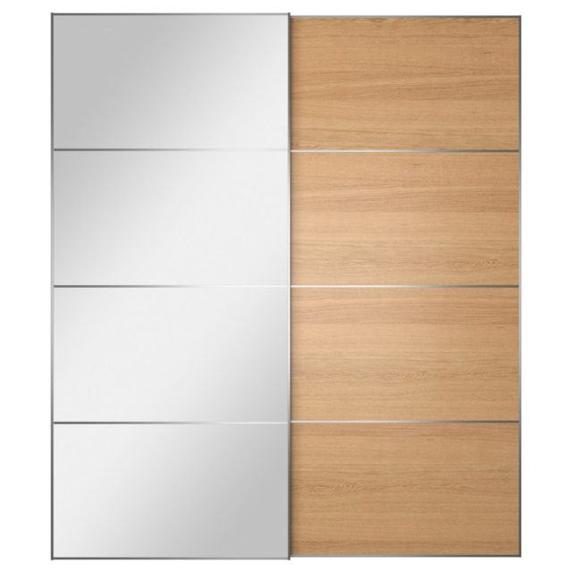 Puertas correderas para ahorrar espacio en la casa for Ikea puertas correderas