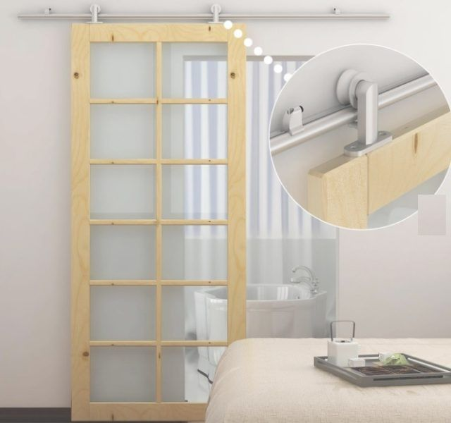 Puertas correderas para ahorrar espacio en la casa for Puertas de corredera para dormitorio