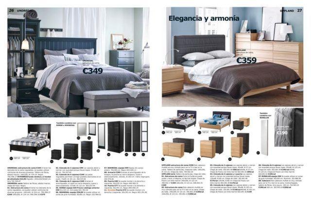 Ikea Catalogo Camas Cat Logo Dormitorios Ikea Novedades 2016 - Ikea-dormitorios-catalogo
