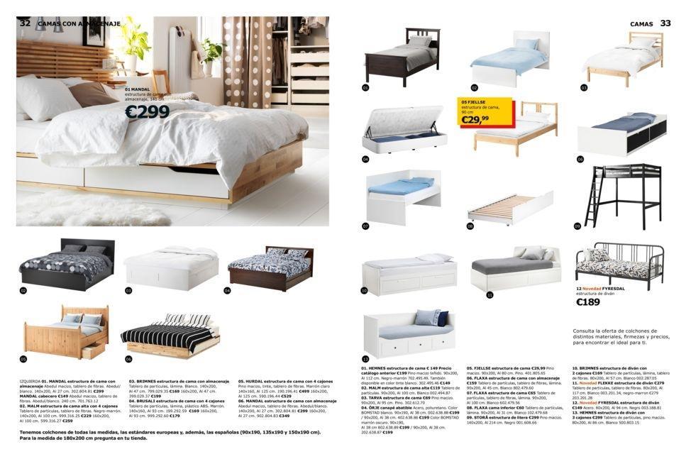 Catalogo ikea dormitorio 2017 16 for Ikea armarios dormitorio catalogo