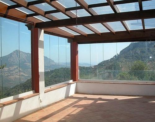 Cortinas de cristal inconvenientes y ventajas precios y for Cortina cristal terraza