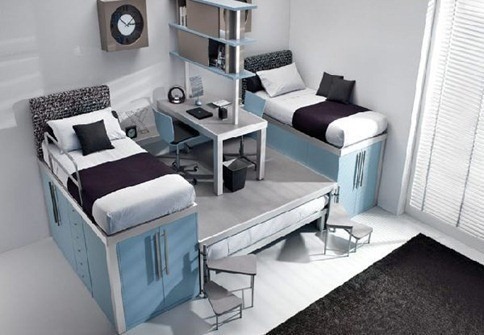 double-bedstudy-desk-for-kids-bedroom-Tiramolla-by-Tumidei