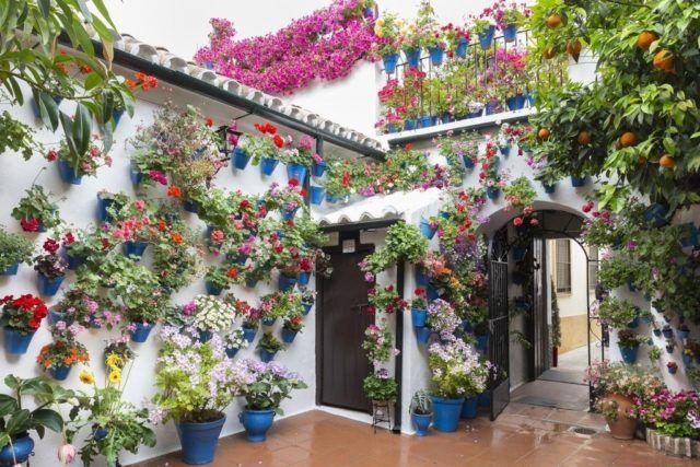 Fotos preciosas de decoracion de patios interiores