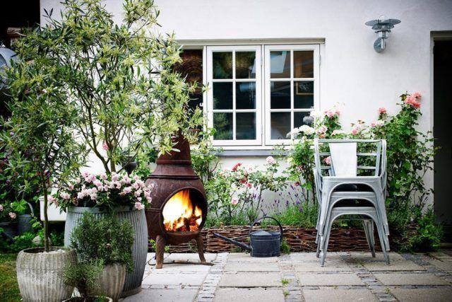 M s de 20 fotos preciosas de decoracion de patios interiores - Decoracion de patios ...