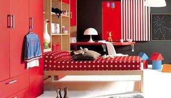 Amueblar habitaciones juveniles - Disenar habitacion juvenil ...