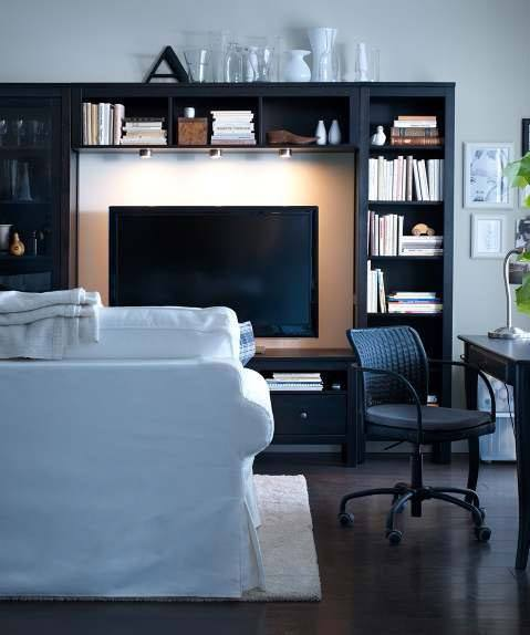 Ikea Small Bedroom Design Ideas Narrow Bedroom Design Bachelor Pad Bedroom Art Hippie Bedroom Decor Uk: Salones - EspacioHogar.com
