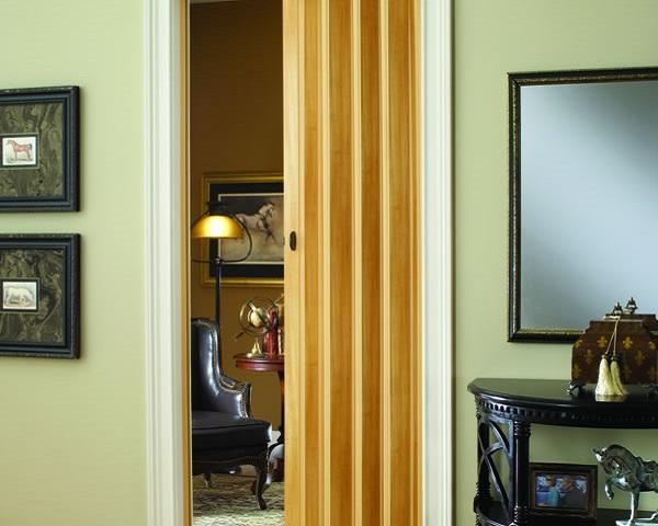 Puerta Baño Hacia Afuera: puertas que sean plegables en estancias como la cocina o como el baño