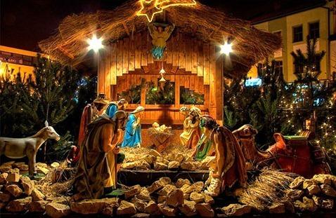 Fotos Esta Navidad Belenes Originales.Belenes 2012 Ideas Decorativas Espaciohogar Com