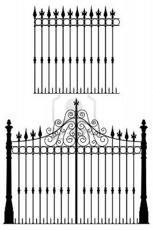 Puertas de hierro forjado related keywords suggestions - Puertas de hierro ...