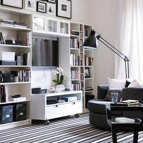 Más de 100 salones pequeños, modernos y confortables para todos ...