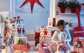 Adornos de Navidad Ikea 2011