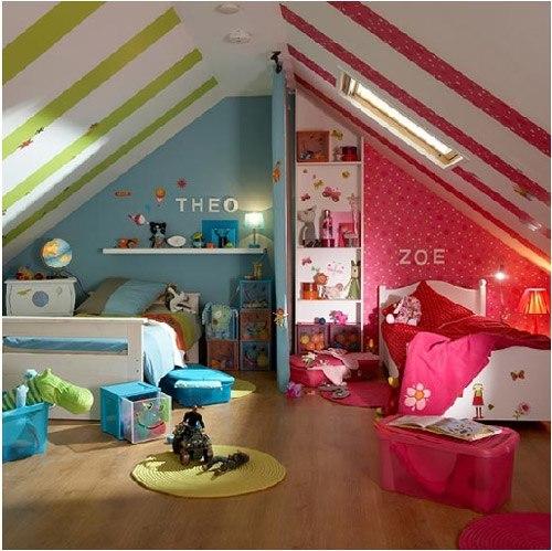 Habitacion infantil compartida - Habitacion infantil compartida ...