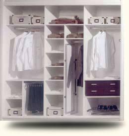el interior de los armarios - Interiores De Armarios