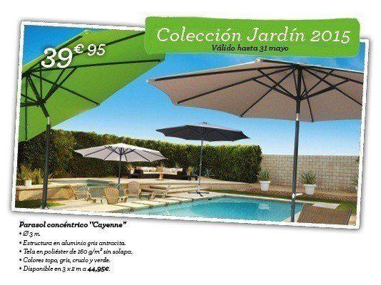 catalogo-bricorama-jardin-parasoles