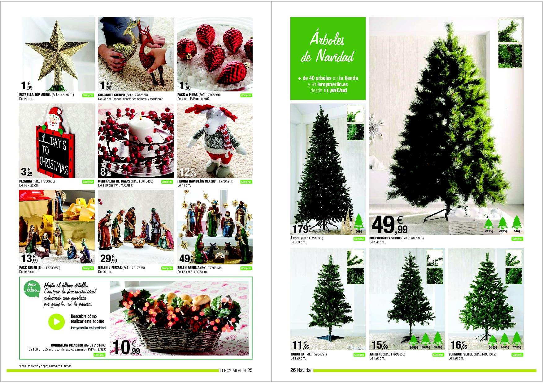Catalogo navidad leroy merlin 201513 for Leroy merlin cadiz catalogo