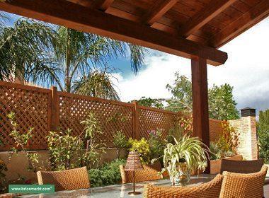 Celosias para terrazas - Cierres de jardin ...