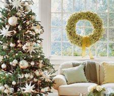 Decoración de Árboles de Navidad Modernos: Adornos Árboles de Navidad 2017