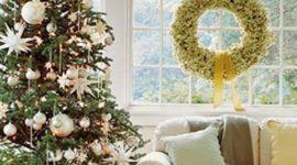 Decoración de Árboles de Navidad Modernos: Adornos Árboles de Navidad 2019
