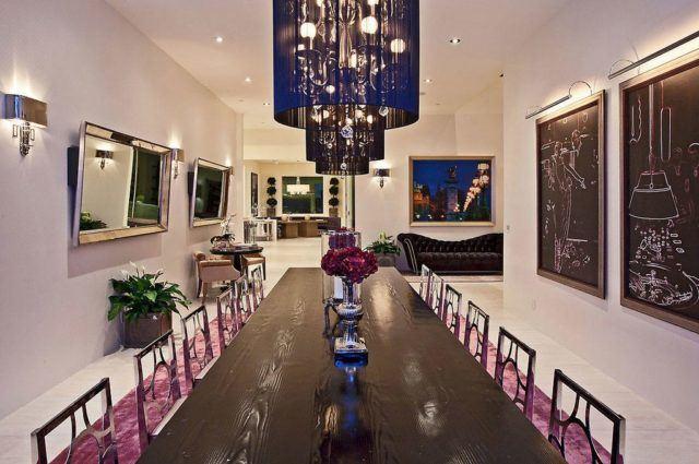 Más de 30 Fotos de comedores elegantes y de lujo - espaciohogar.com
