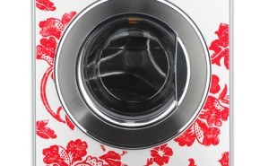De 100 fotos de cocinas peque as modernas de 2017 for Como reparar una lavadora