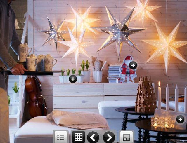 Decoracion navidad - Ikea weihnachtsbeleuchtung ...