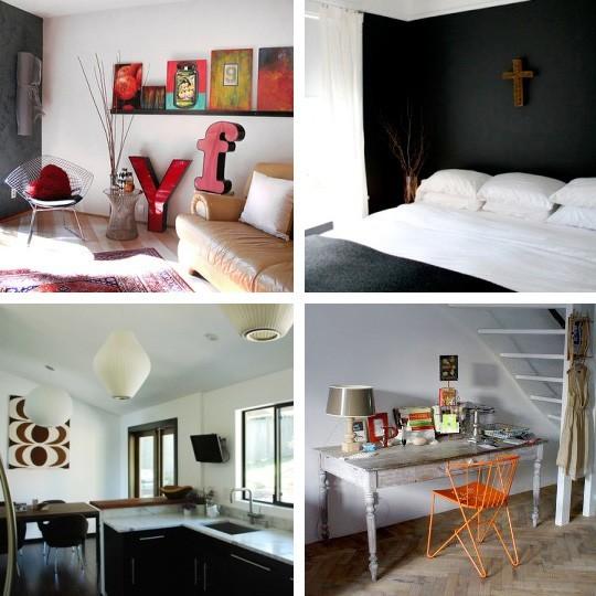 20 fotos de decoraci n de pisos peque os 2018 coge ideas - Decoracion pisos pequenos ...