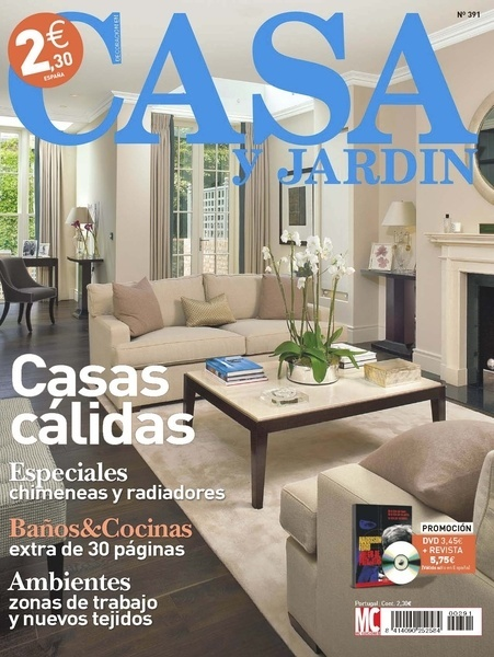 revistas de decoracion de interiores