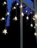 star solar lights for christmas
