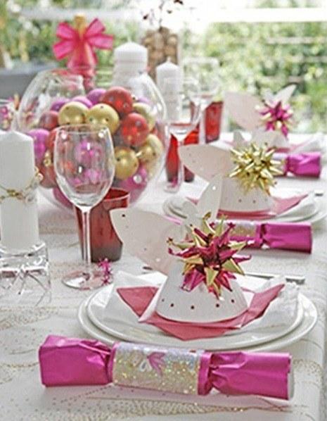 Mesas navide as - Mesas navidenas decoracion ...