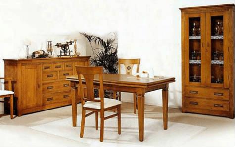 Centro comercial del mueble for Muebles salon comedor actuales