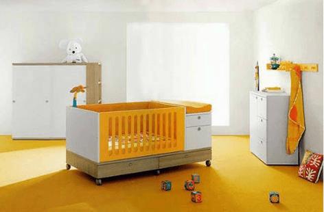 ¿Qué muebles encuentras en el Centro Comercial del Mueble? dormitorio bebe
