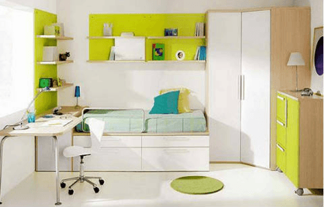 ¿Qué muebles encuentras en el Centro Comercial del Mueble? dormitorio juvenil