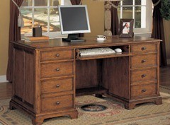 Halton Hills-SOHO Executive Desk