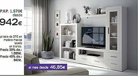 Muebles El Paraiso - EspacioHogar.com