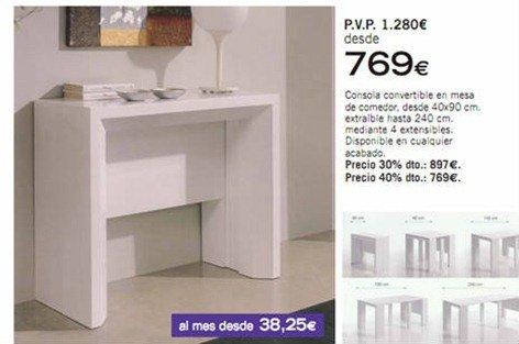 Muebles el Paraiso 8
