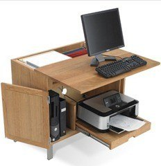 The-Ergo-Office-Woodland-All-in-One-Computer-Armoire-in-Solid-Natural-Cherry