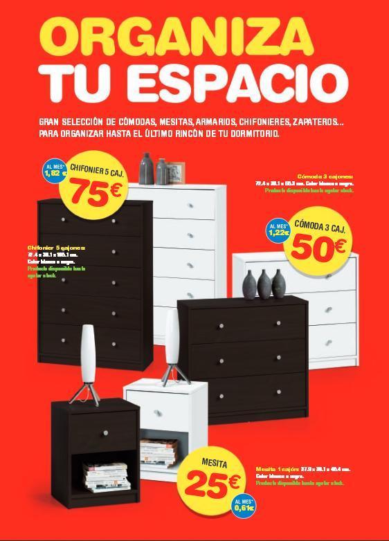 Cat logo muebles tuco primavera verano 2015 - Recibidores tuco ...