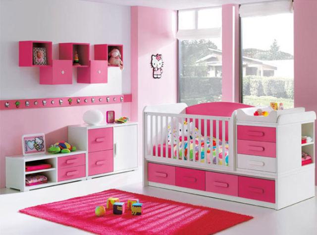 Catalogo intermobil 2012 muebles bebe - Como decorar un dormitorio de bebe ...