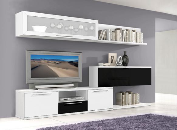 Muebles el paraiso salon apilable sonia - Muebles el paraiso dormitorios ...