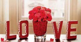 Decoración San Valentín 2018