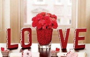 Decoracion San Valentin 2015