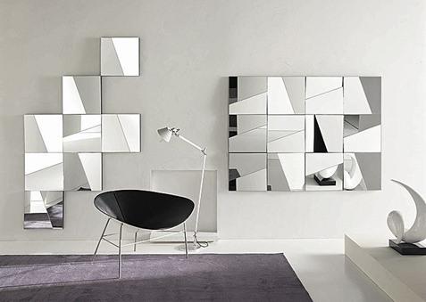 Espejos de dise o moderno - Espejos de salon modernos ...