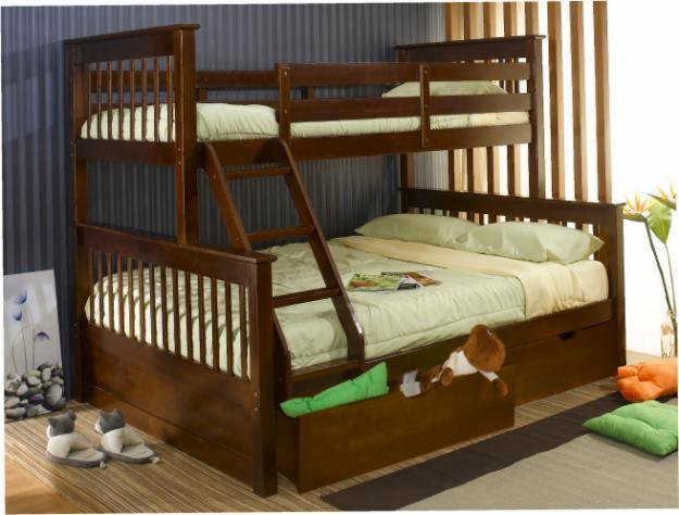 64469987 1 pictures of solid wood kids bunk beds white for White beds for sale