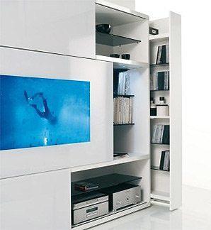 Muebles television for Modelos de muebles para tv modernos