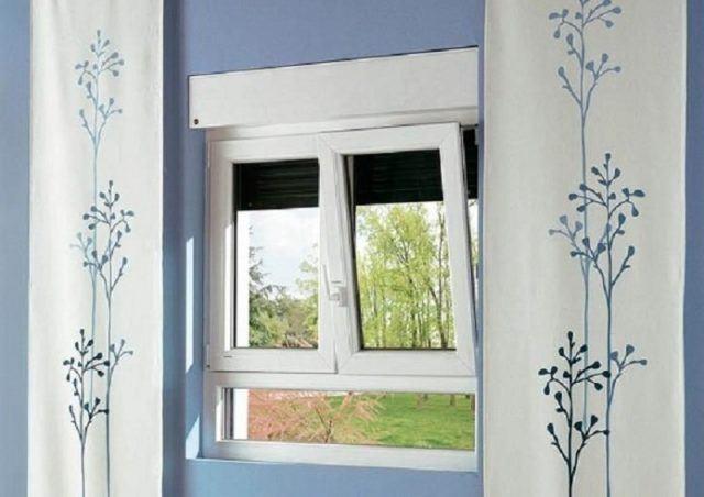 Cómo elegir las Cortinas de ventanas según el tipo (pequeñas o ...